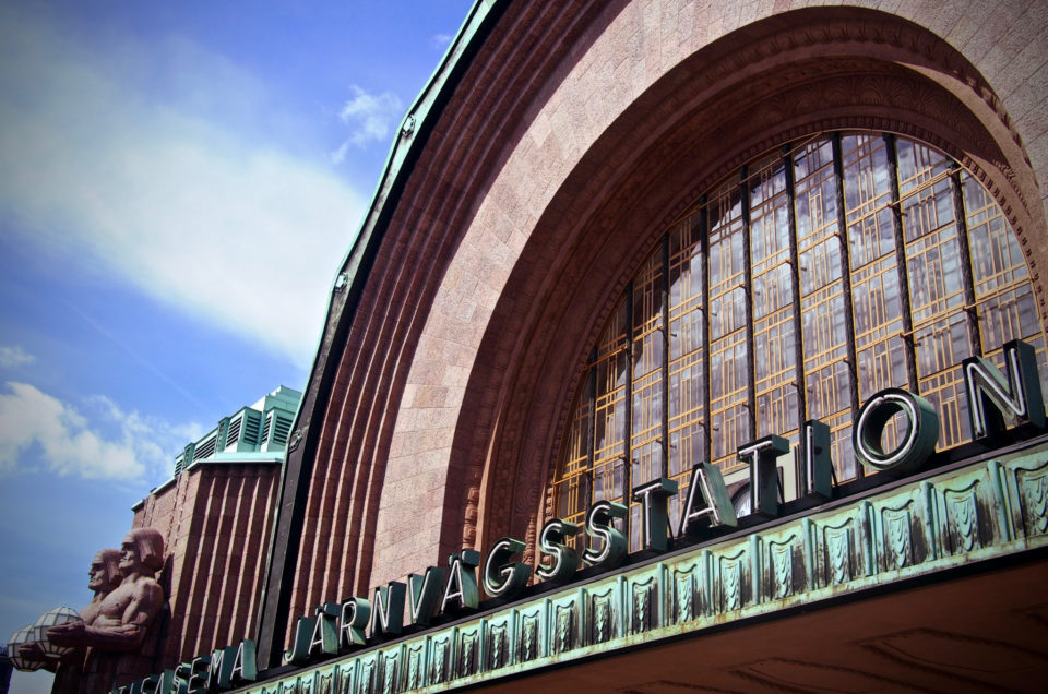 Saarinen Got Helsinki Station Right